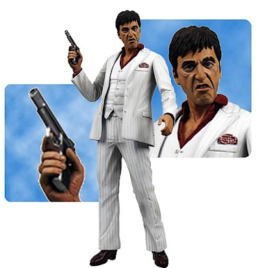 Buy the Scarface action figure here. As an adult, I can appreciate the dolls ...