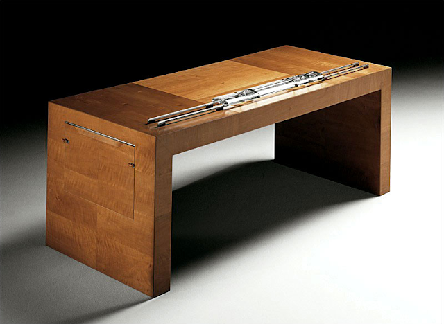 Desks So Beautiful, They'll Turn Anyone Into A Workaholic