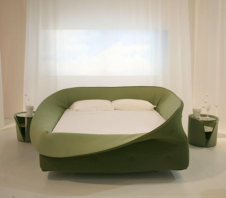 Modern Furniture Italian Leather Living Room Sectional Sofa Set