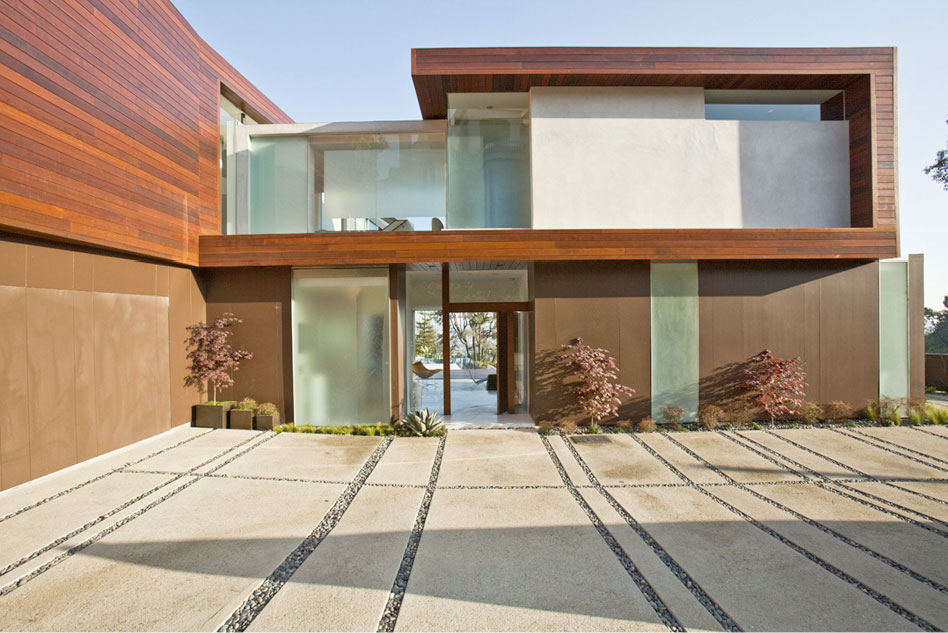 Sustainable & Spectacular Home In The Hills. The Sunset Plaza ...