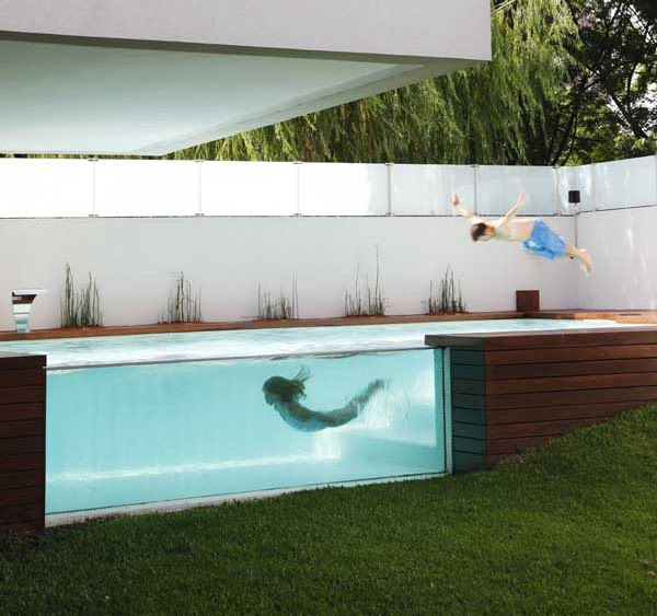 Amazing Above Ground Pool