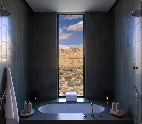 If it 39 s hip it 39 s here archives the amangiri spa for Bath remodel utah