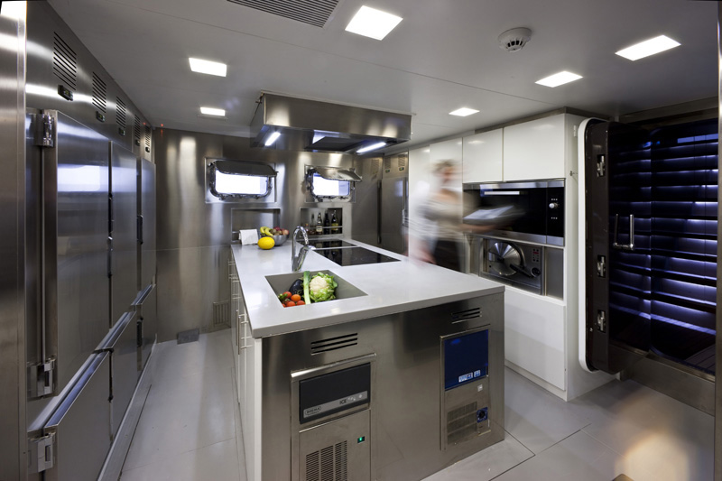 Large Kitchens With Large Islands And Bar Designs