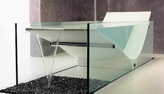 If Its Hip Its Here Archives Modern Glass Bathubs Just Keep Getting Cooler Here Are 12