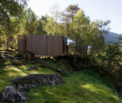 The Juvet Landscape Hotel | Private Dwellings In The Norwegian  Woods Seen On www.coolpicturegallery.us