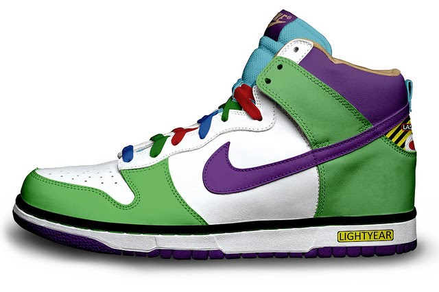 Buzz Lightyear Nike Shoes For Sale