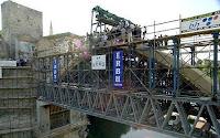 La ricostruzione del ponte di Mostar