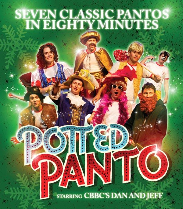 Potted Panto – review | Stage | The Guardian