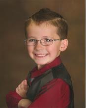Cayden- Age 6