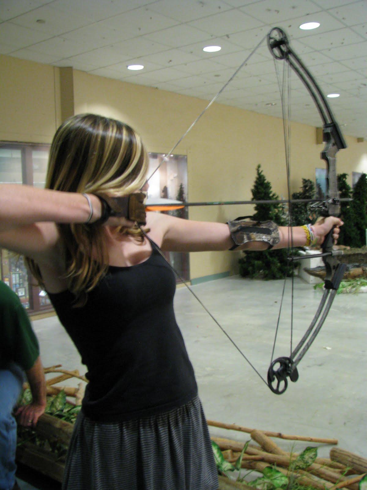 Florida 2010  Bow Shooting