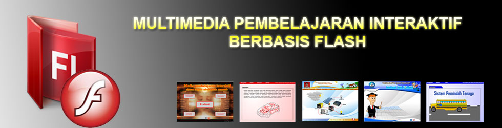 Multimedia Pembelajaran Interaktif Berbasis Flash