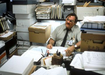 Does YOUR Office Space Resemble This?