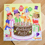 kisha's kids birthday party board game
