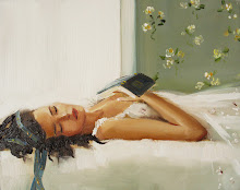 Beauty Sleep by Janet Hill Studios, sorry she's sold but click here to see more beautiful art