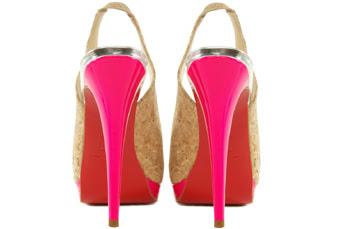 pink louboutins shoes - Rich Girl: I Gotta Have You: Christian Louboutin Catenita