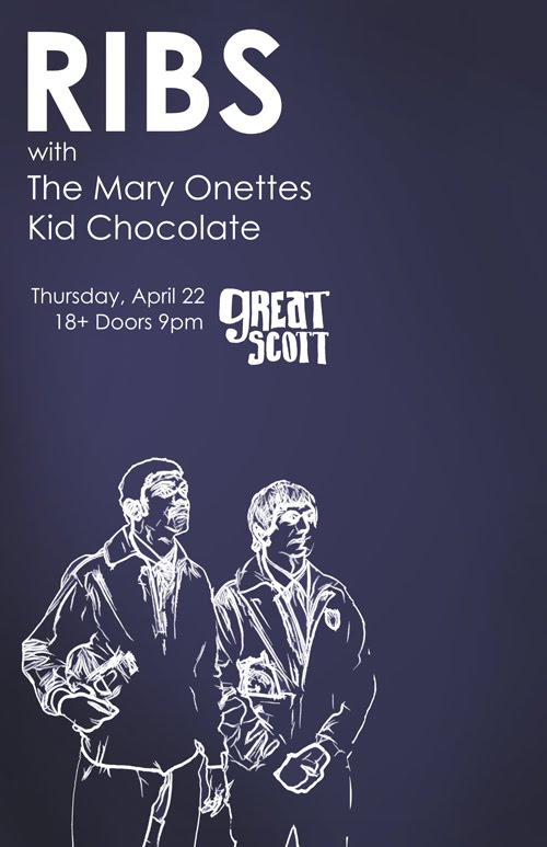 The Mary Onettes Tour