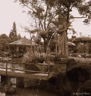 Dewi Sri Goddess of Rice Pond