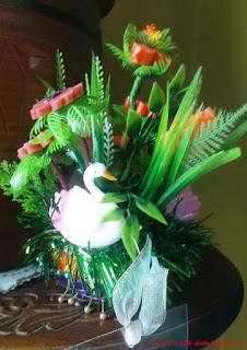 soap flower bouquet   © 2009 by Rosidah Abidin