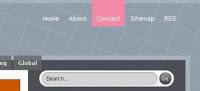 Membuat Highlight Current Page Menu tanpa Javascript