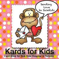Kards for Kids card drive
