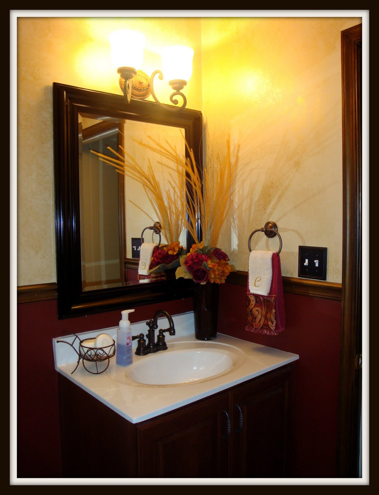 The Penny Parlor Powder Room Reveal