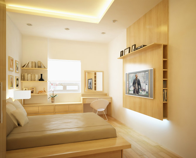Korean Apartment Interior