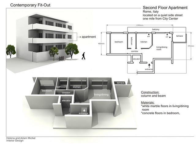 Architectural Designs Plan