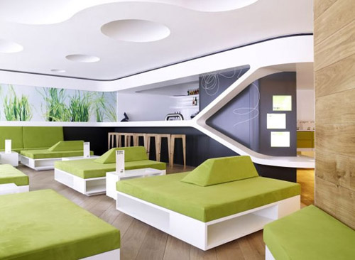 Home Decor Ideas Minimalist Contemporary Restaurant Interior