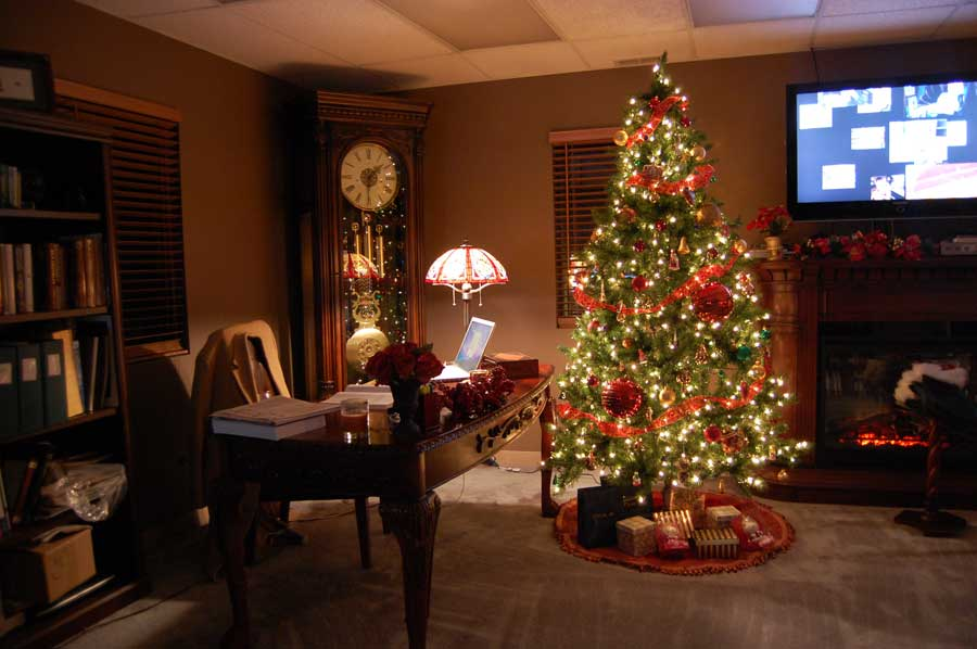 High Quality Interior Design For Merry Christmas And New Yearu0027s 2011