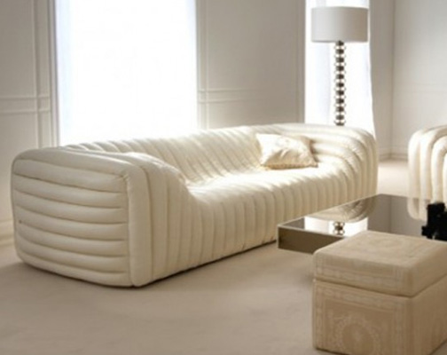 Brighton Beach: Interior fashion : Bubble Sofa in luxury ...