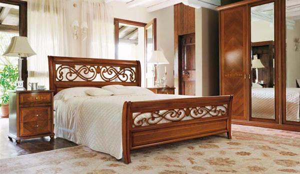 italian bedroom design ideas with wooden furniture - Wooden Bedroom Design