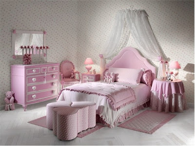 Site Blogspot  Bedroom Decorating Ideas  Girls on Beautiful Heart Theme Teen Girls Bedroom Decorating Ideas Trend 2011