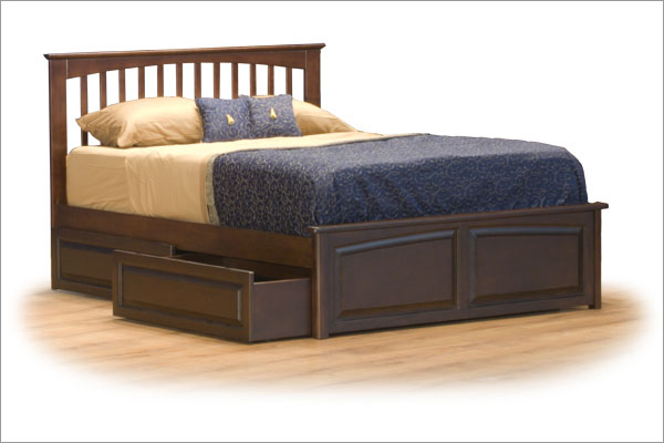 ...  House Garden: Contemporary Bed 2011 with Under Bed Storage
