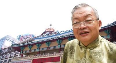 Feng Shui Master radio clash feng shui master chao