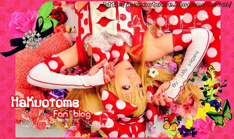 Hakuotome Fan blog