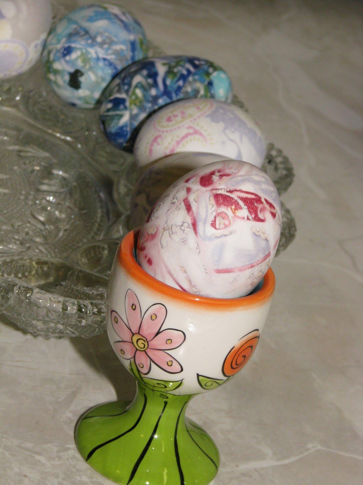 Silk Dying Eggs Big Bear S Wife