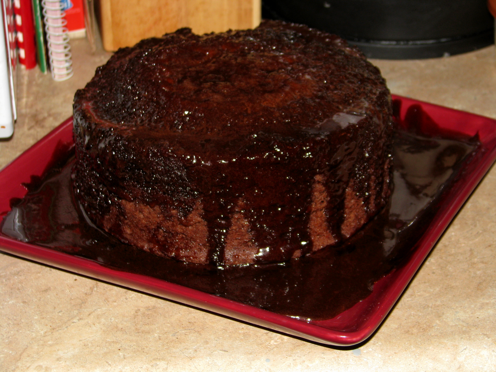 Pampered Chef Chocolate Cake In Rice Cooker