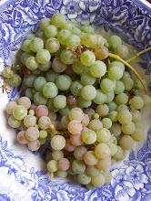 Home Grown Grapes