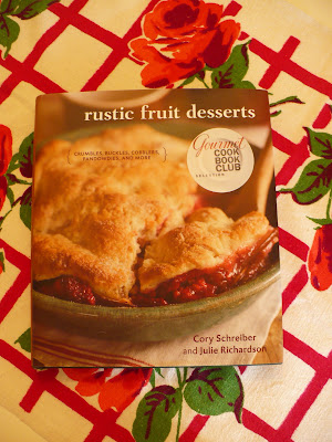 ... was the recipe of the week from Crown Publishing Stone Fruit Slump