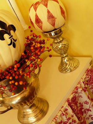 Fun Ideas For Decorating White Pumpkins — A Cultivated Nest