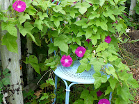 A Garden Chair