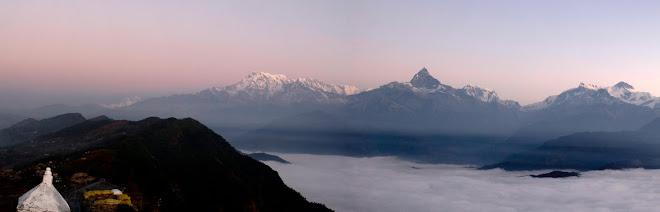 Trekking realitzat pel Nepal Gener 2010