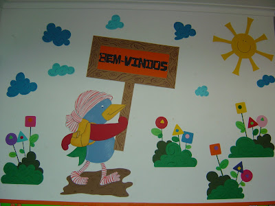 Mural   Ano Lectivo 2007 2008
