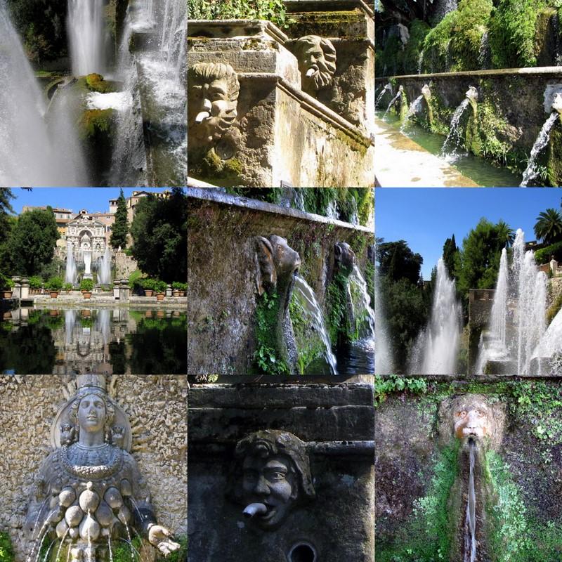 Jardin secret passion culture voyage en italie villa d for Jardin tivoli