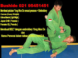 Yong Moo Do Dobok
