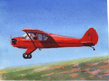 Benjamin's Red Airplane