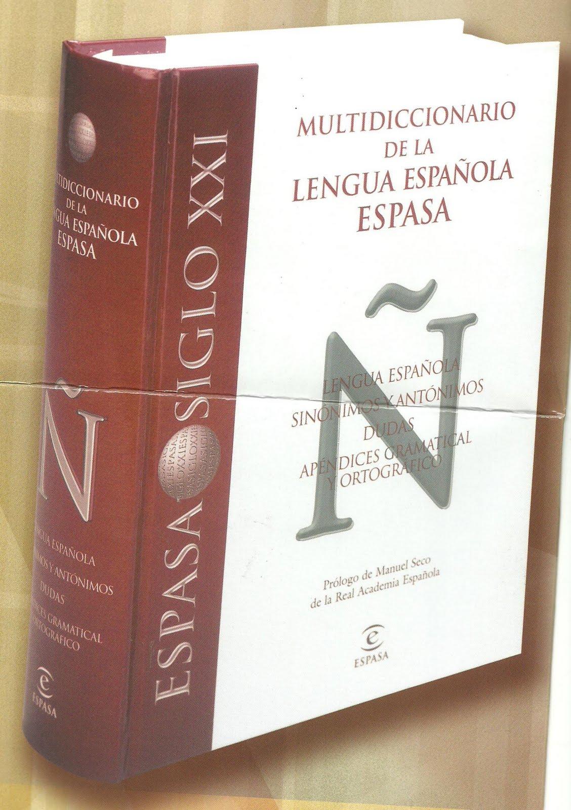 diccionario real academia gallego: