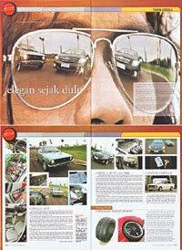 Corolla Majalah Motor