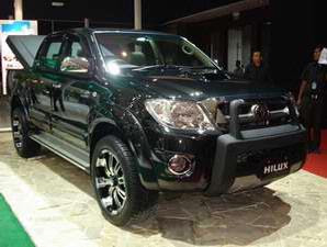 """Hilux """"Aman"""" Tipe G yang Baru dari Toyota"""