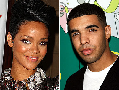 between Drake and Rihanna